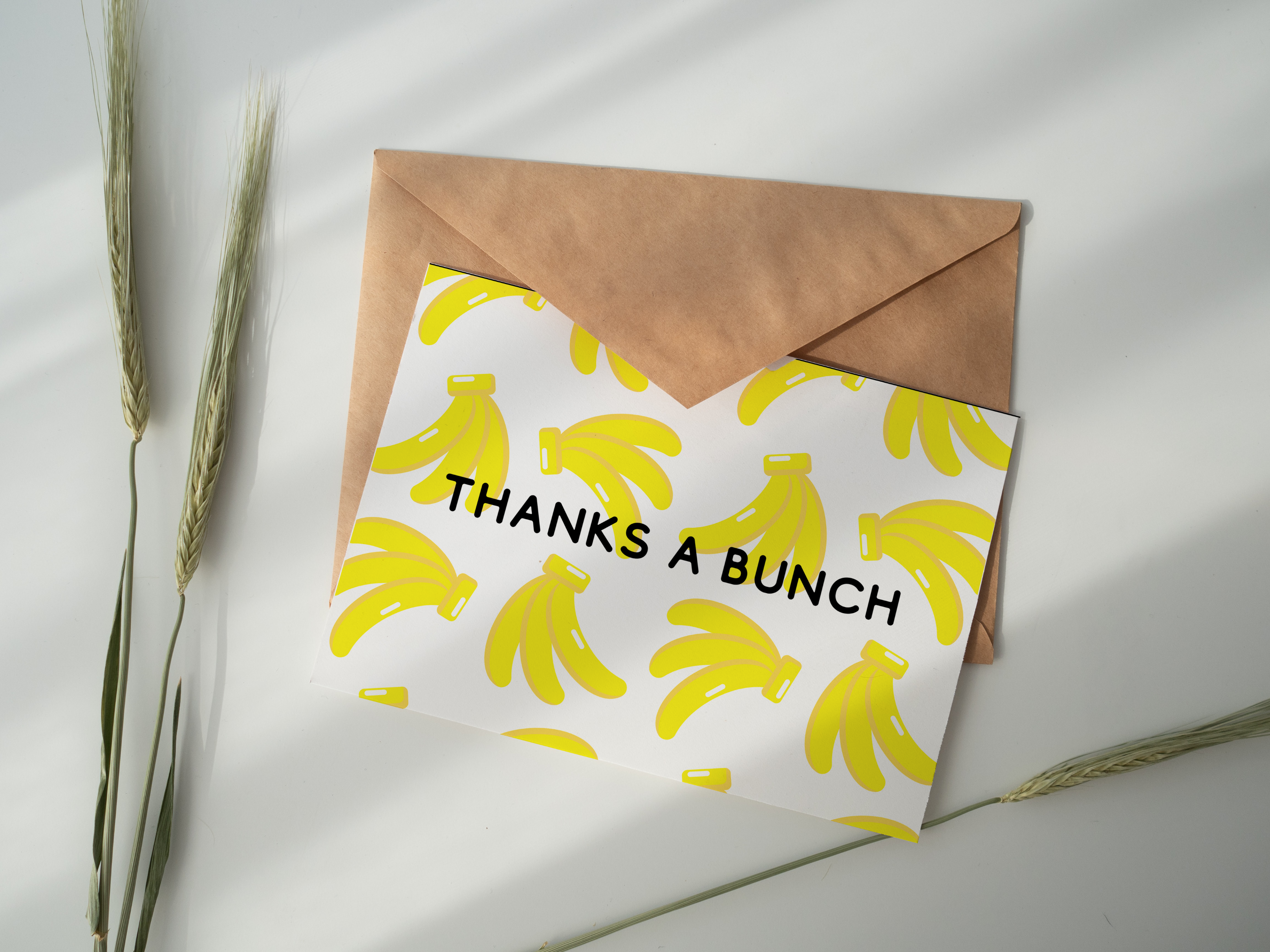 Thank You Banana Cute And Funny Card In 2020 Anniversary Cards For Boyfriend Appreciation Cards Cards For Boyfriend