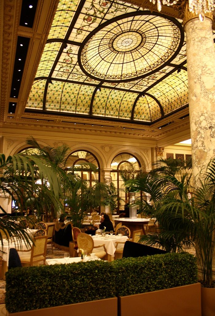 Take kids to lunch at The Plaza, New York per Alisha McMillen - Palm Court at The Plaza, New York. Took my mother here in 1960.