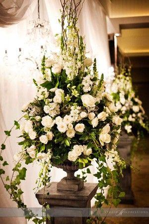 Downton Abbey Flower Arrangements Google Search Wedding Table