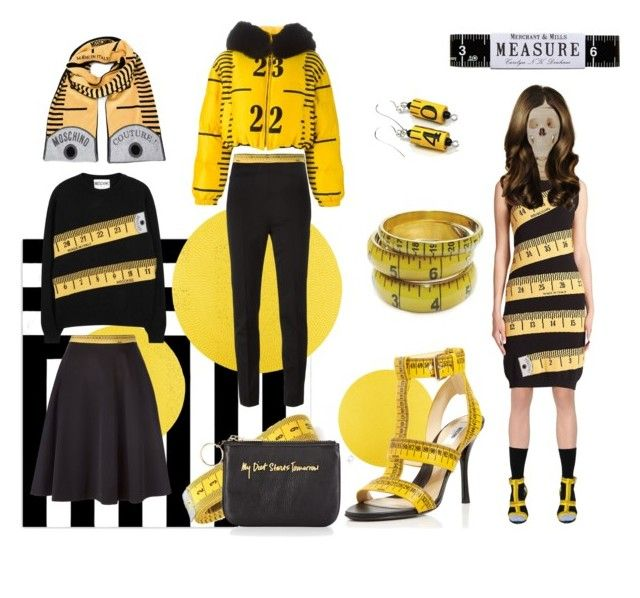 """""""Obsessed with measures"""" by petiteorange ❤ liked on Polyvore"""