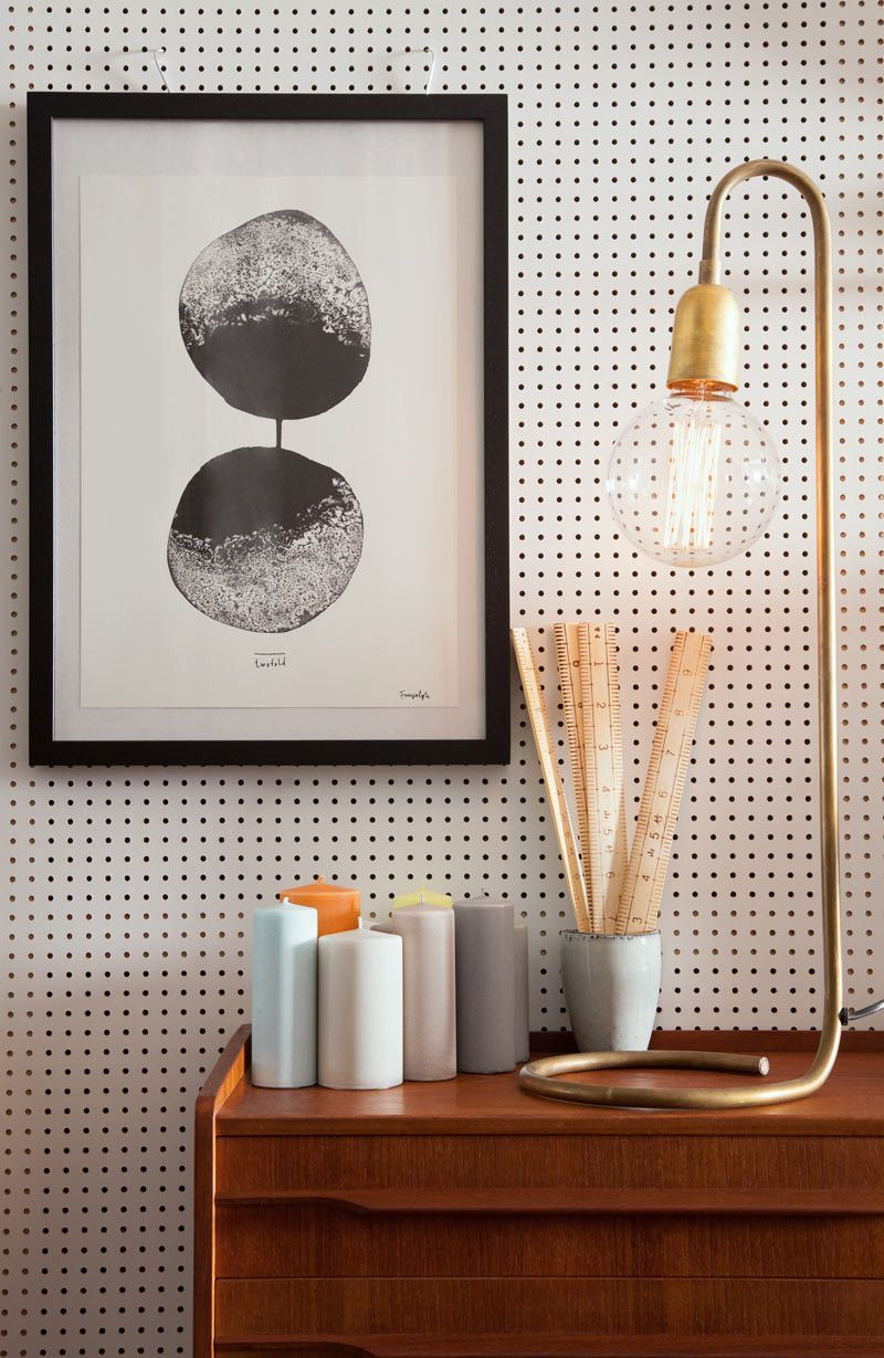 9 Ways To Use Pegboard In Your Home Peg Board Peg Board Walls
