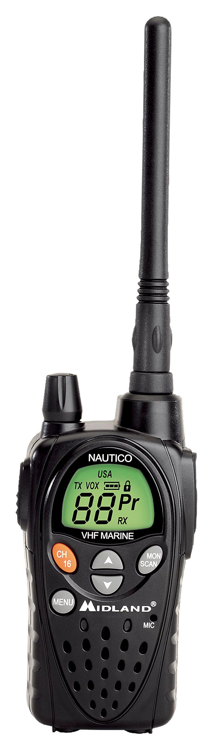 Midland® Nautico® 3 VHF Marine Radio Bass Pro Shops
