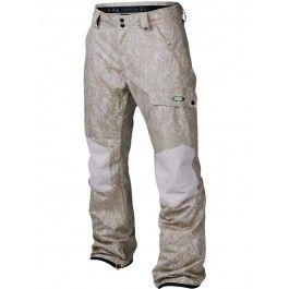 fa6a4acb Oakley RYKKINN Snowboardbukser Stale Sandbech pro model, Wood Grey, 2014  Casual Pants, Khaki