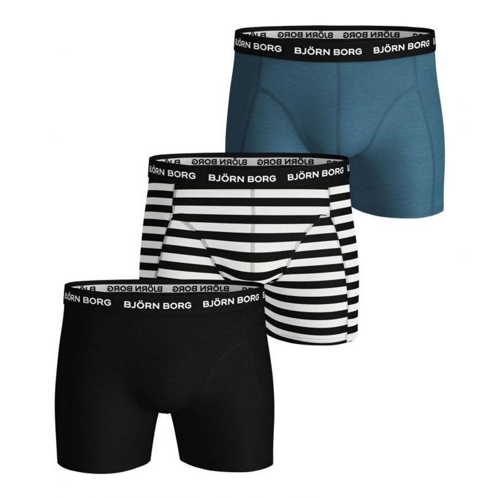 Hype 3 Pack Multicoloured Kids Boxer Shorts