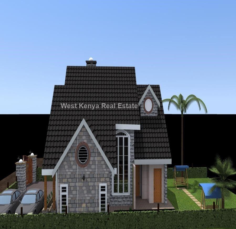 4 Bedrooms Maisonette House Kakamega West Kenya Real Estate Building Contractors Bungalow House Plans Construction Company