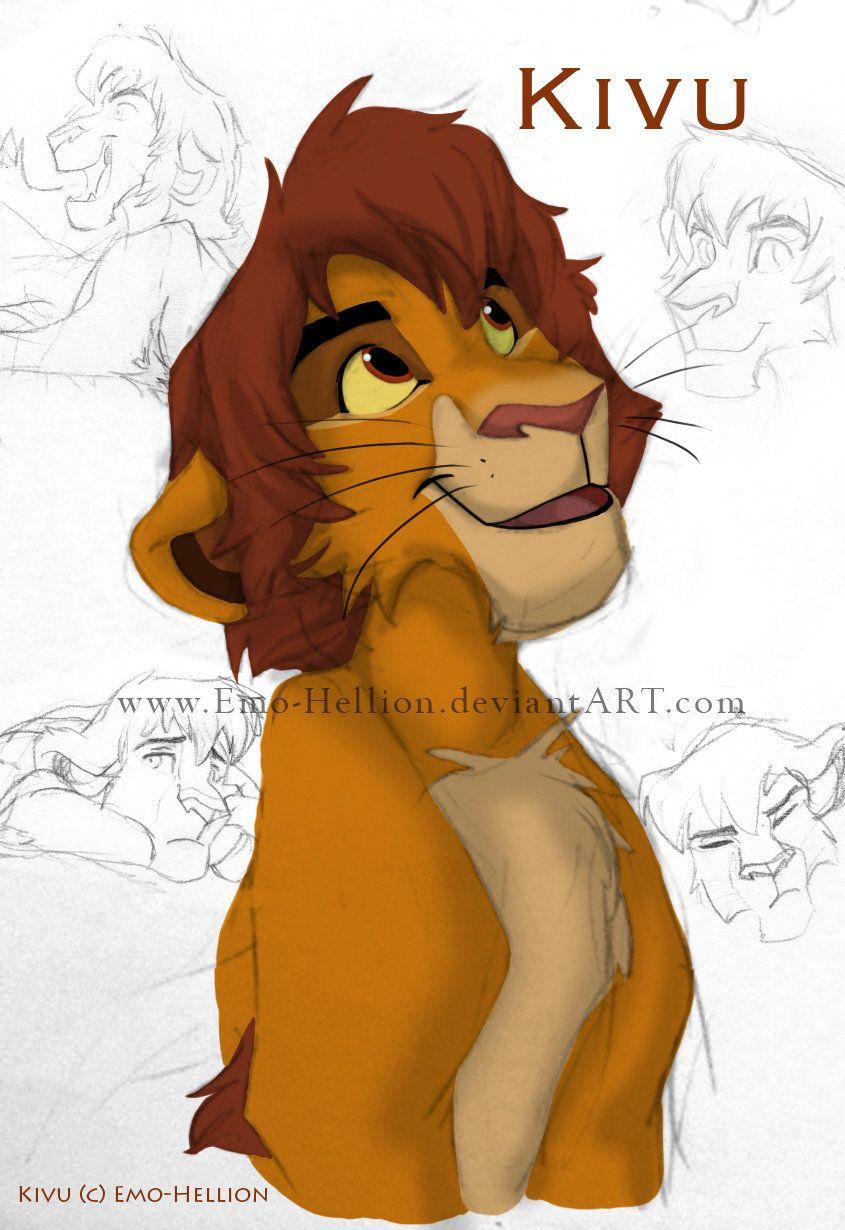 Kivu By Emo Hellion The Lion King 1994 Lion King King Simba