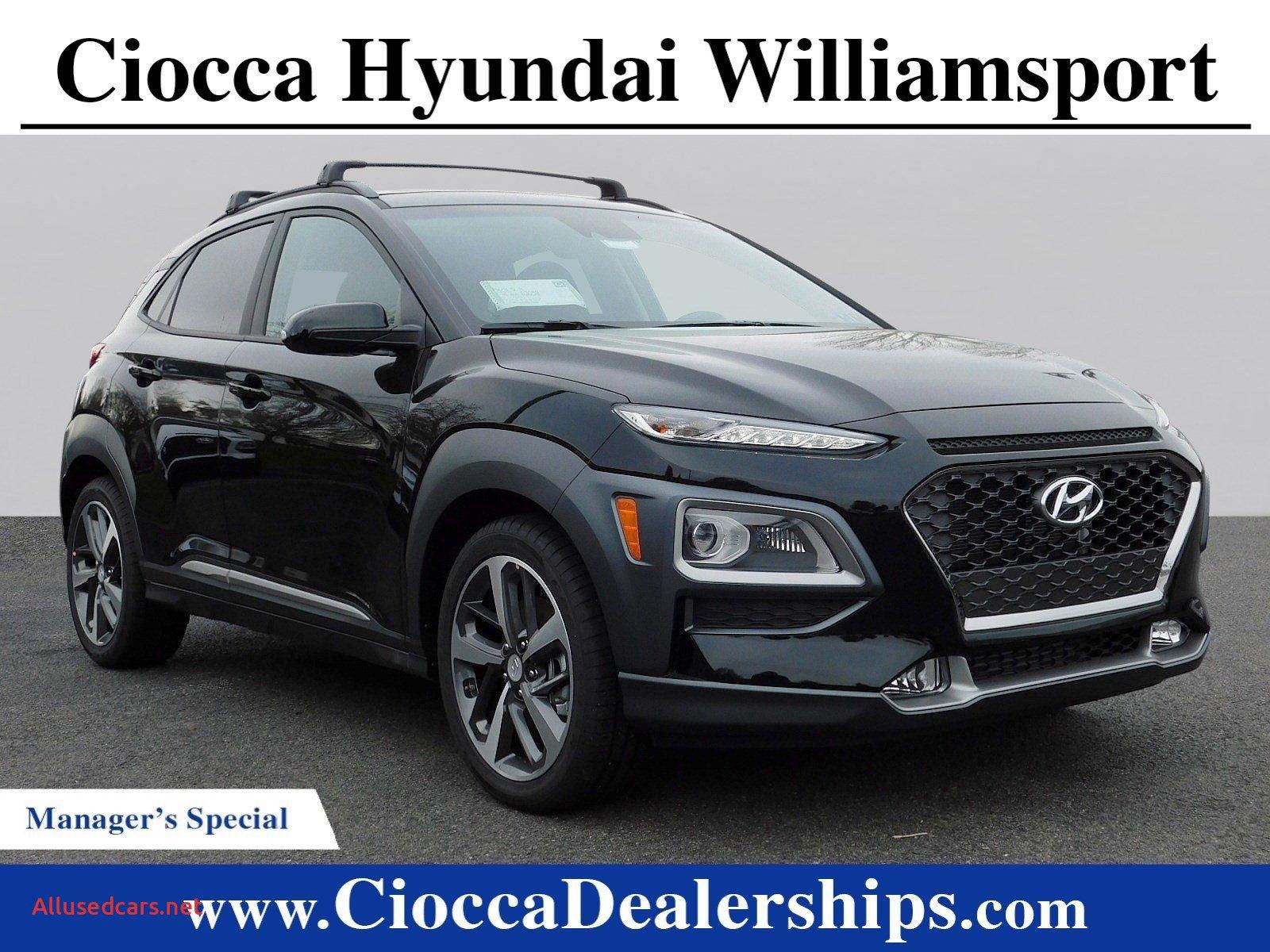 Original Window Sticker By Vin Unique New 2020 Ultra Black Hyundai