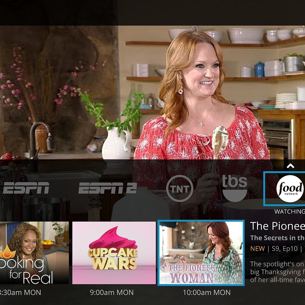 Finally! Cable Channels at Noncable Prices Tv services