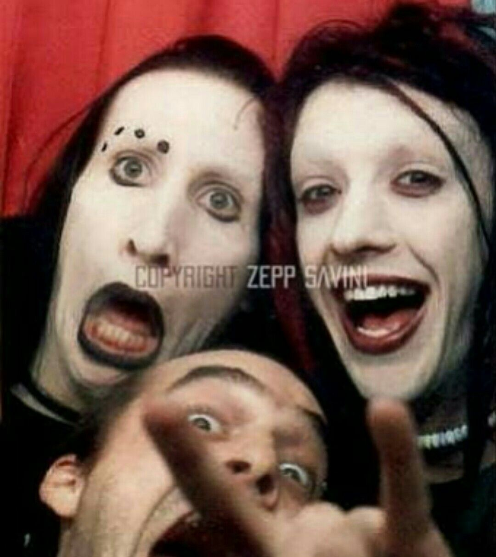 Marilyn Manson Smells Like Children Era