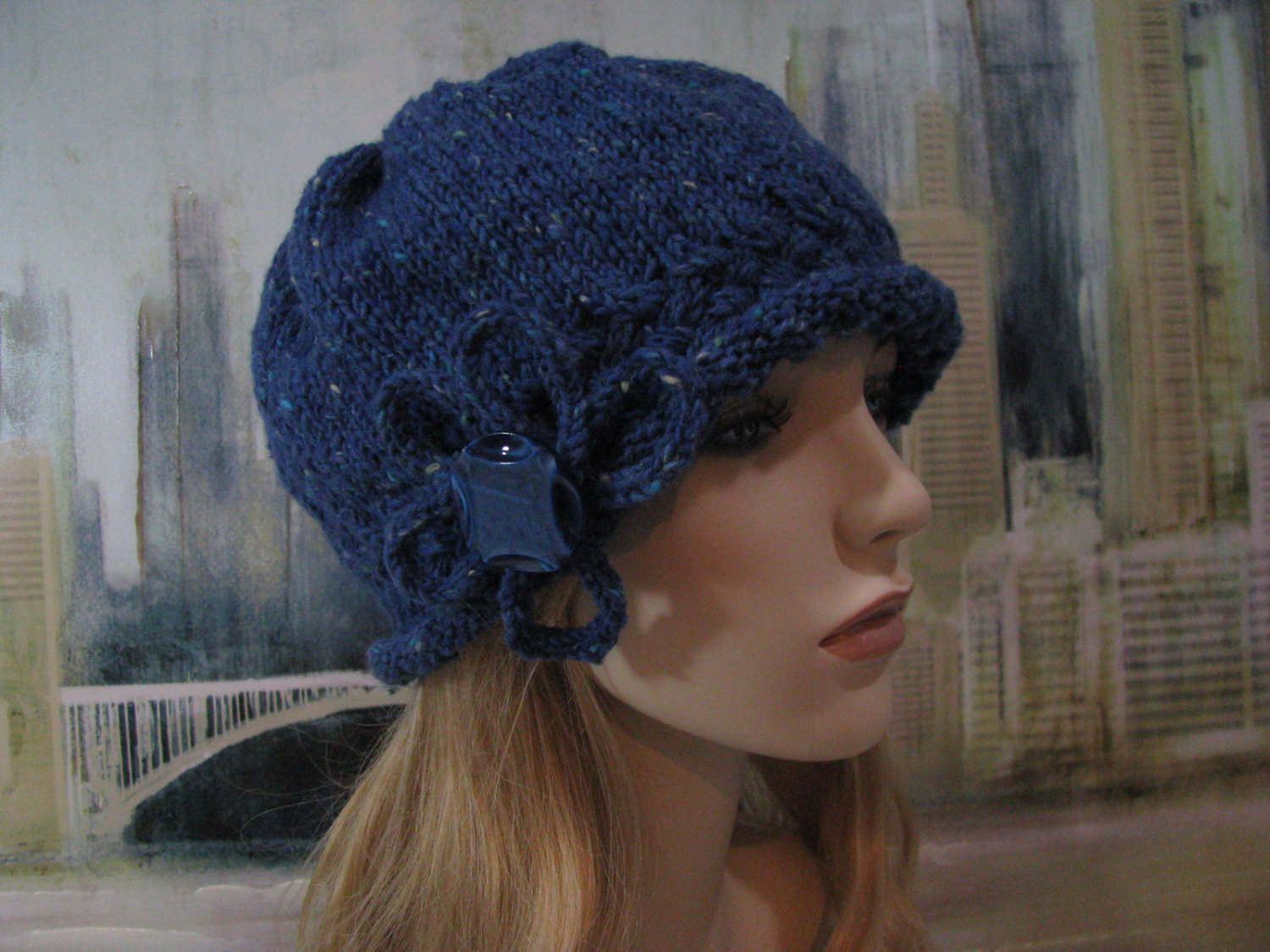 2d30603c5bf Women s Knitted Hat