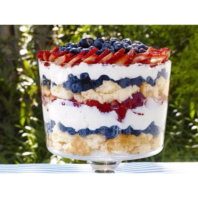 Easy 4th Of July Dessert Recipes Pinterest Easy