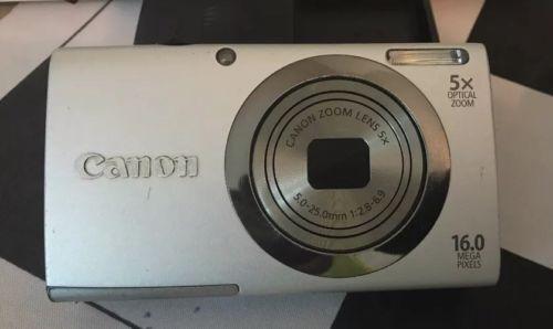 Canon PowerShot A2300 16 0 MP Digital Camera! PC1732