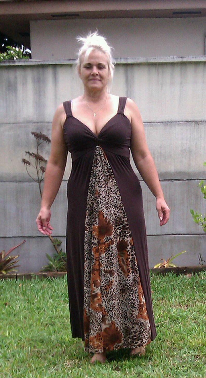 Pour transformer une robe trop serrante couture pinterest robes customisation et recyclage - Idees recyclage vetements ...