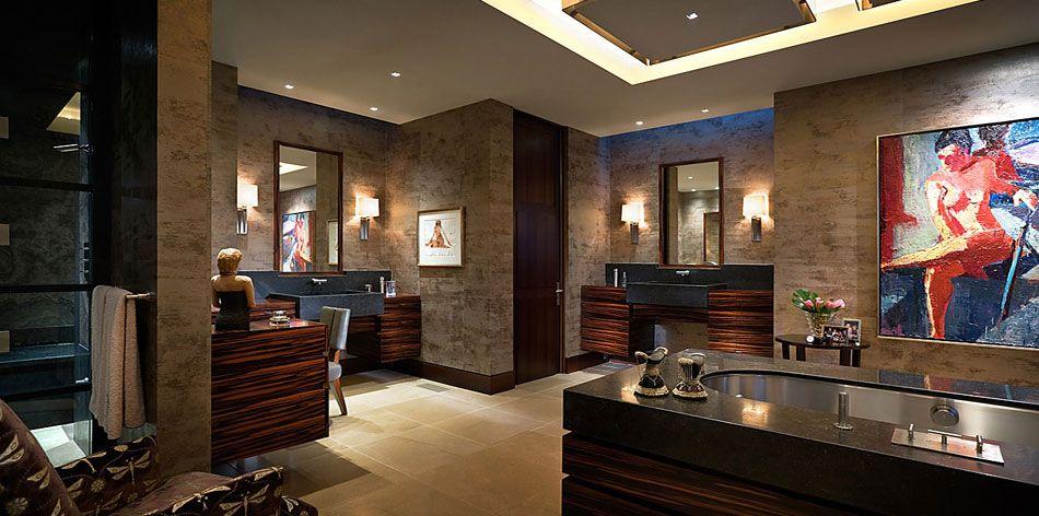 20 High End Luxurious Modern Master Bathrooms Luxury Master Bathrooms Modern Master Bathroom Master Bathroom Renovation
