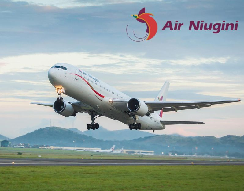Air Niugini Encourages Passengers To Make Use Of The Online Check In System Pacific Airlines National Airlines Air