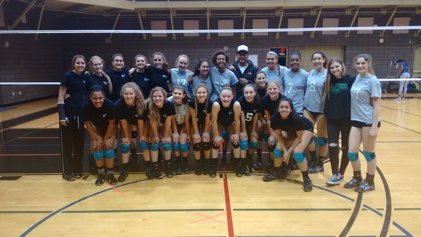 Coaching Volleyball Coach April On Why I Love Coaching In Vegas Coaching Volleyball Volleyball Workouts Volleyball Training