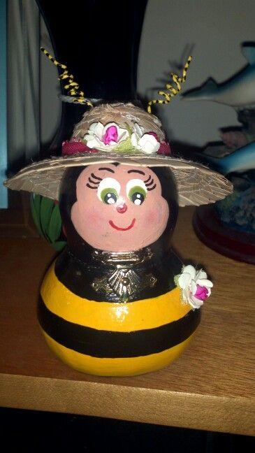 Bule alhajero abeja