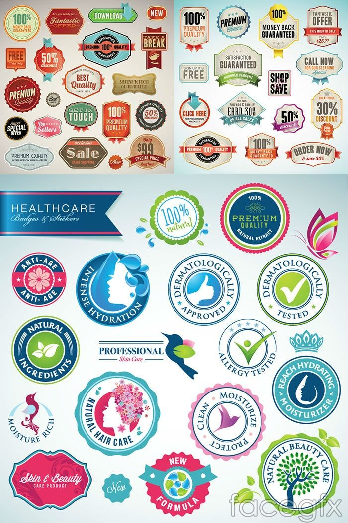 fun quality certification sale tag vector for Free