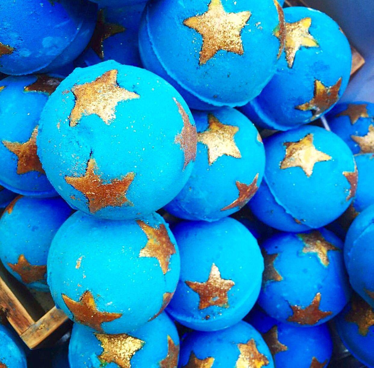 Shoot for the stars limited edition lush bath bomb - Bombas de bano lush ...