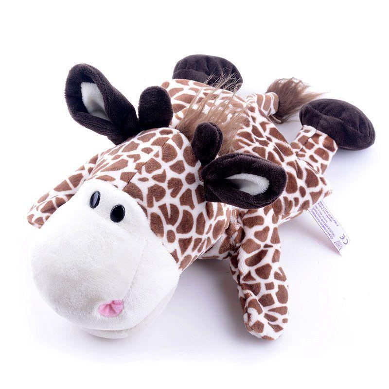 "Giraffe Hand Puppet (Stuffed Giraffe Learning Toy /Plush Giraffe Gift)[10"" /25cm]"