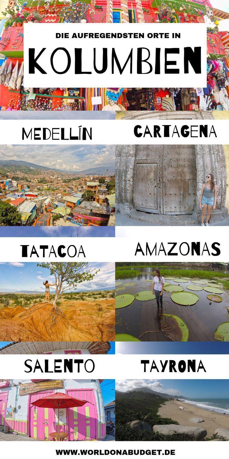 Photo of Kolumbien Backpacking – 16 Sehenswürdigkeiten für deine Reise