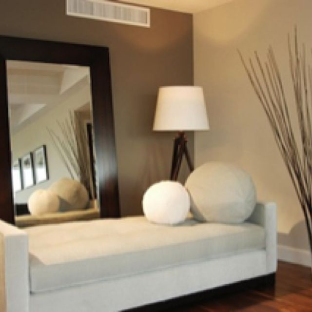 Denim Blue And Taupe Accent Wall: Taupe Walls, Accent Wall Colors, Paint