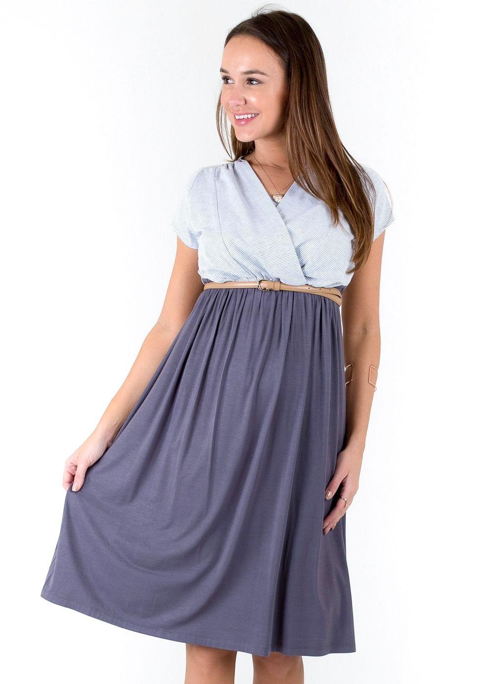 Lait Co Ingres Nursing Dress Nursing Dress Nursing Clothes Breastfeeding Clothes