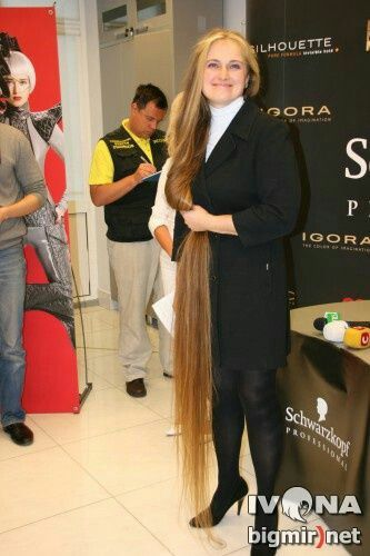 floor length blonde hair - photo #29