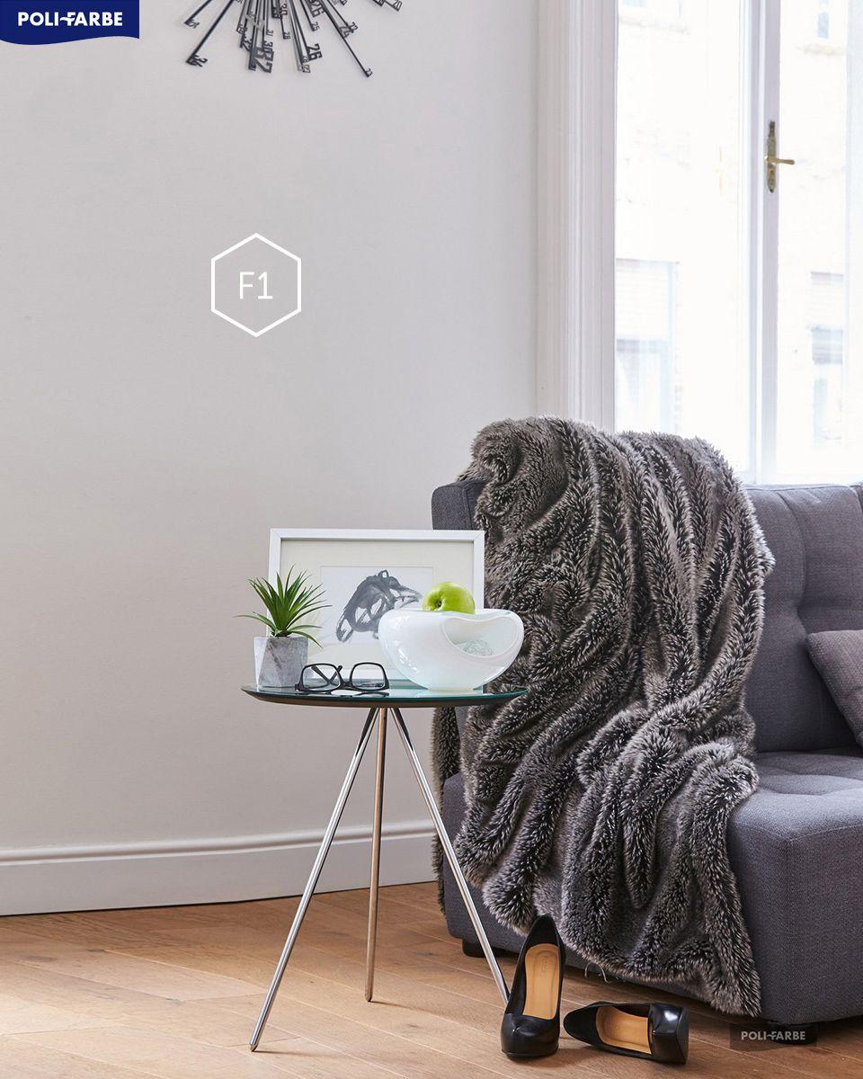 8798cf320384 Vždy dokonalá biela farba na stenu s použitím správnych bytových doplnkov  môže dodať vášmu domovu elegantný