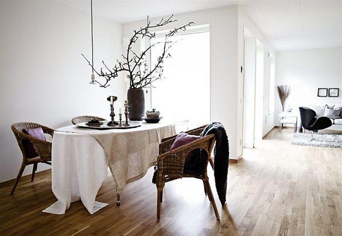 nordic interiors | Decoracion de navidad | Pinterest | Nordic ...