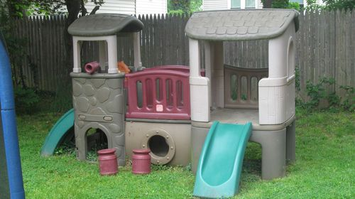 Step 2 Clubhouse Love This Always Wanted To Get For My Girlies Play Houses Club House Outdoor