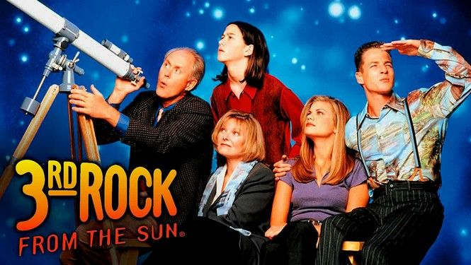 Image result for 3RD ROCK FROM THE SUN LOGO