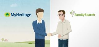 Big News! MyHeritage and FamilySearch Partnership Announcement