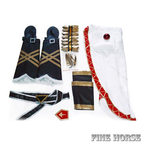 Kid Icarus:UPRISING Pit Cosplay Costume
