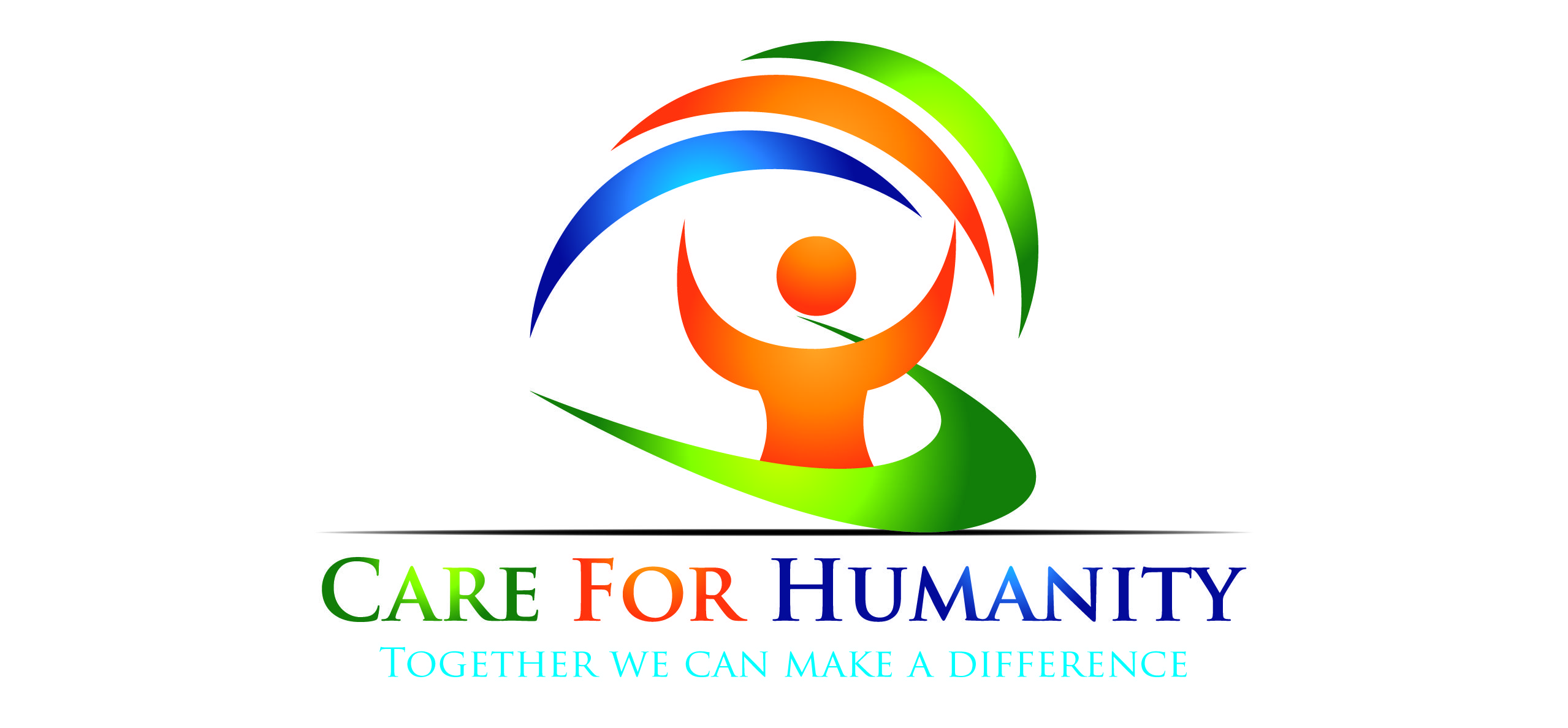 care for humanity logo visit us at www care4h org charity