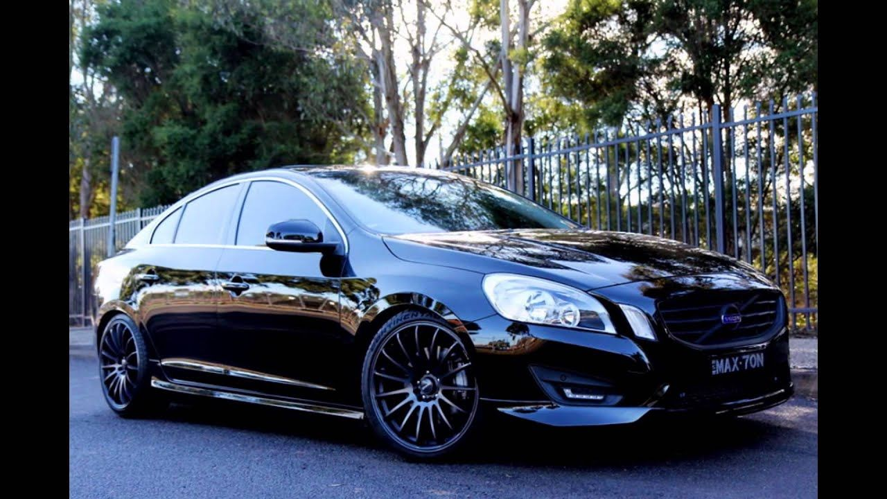 VOLVO S60(Custom styles) 50 different looks for your rod