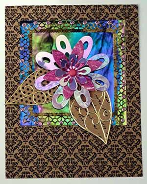"""Square One - One Thing Leads to Another, Part V"" by: Judi Kauffman - image 11 - for Scrapbooking.com 2013 issue"