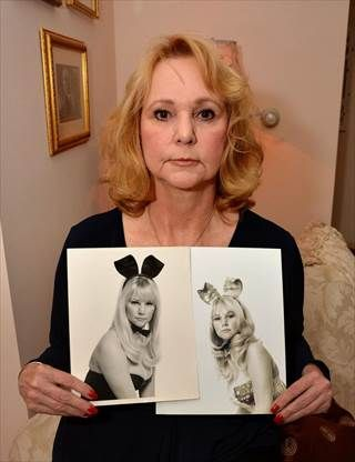 Former Playboy Patricia Masten is one of several women who claims Cosby raped her.