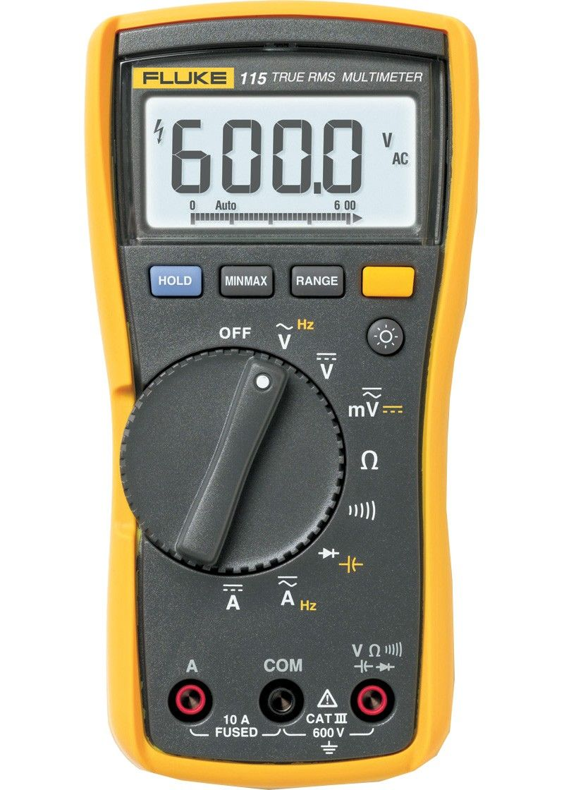 Fluke 115 Multimeter | Electrical Engineering in 2019 | Electrical on