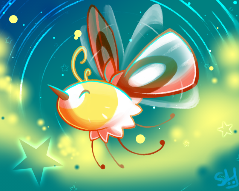 Cutiefly by Catsupy on DeviantArt