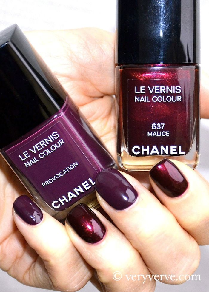 The Difference Between Burgundy Maroon And Plum Color Lt Gt Nail Lacquer
