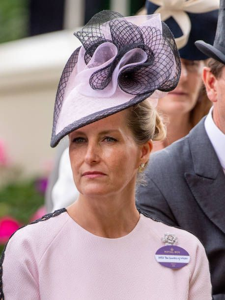 Sophie, Countess of Wessex attends Royal Ascot Day 1 at ...