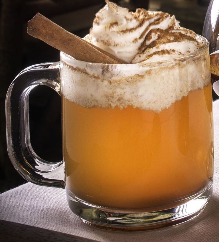 How the Hot Toddy Became Winter's Favorite Drink Food