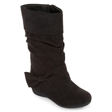 jcpenney   Toddler girl boots