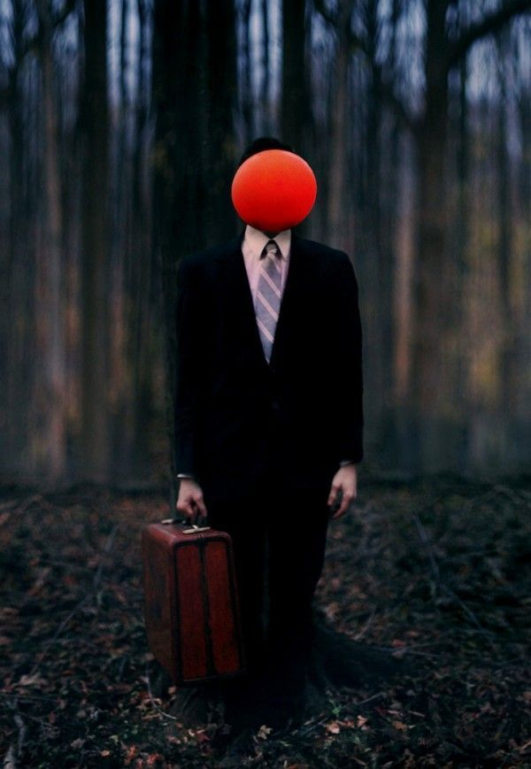 Surreal Portraits Photography Surreal Portraiture Pinterest - Surreal faceless portraits will haunt nightmares
