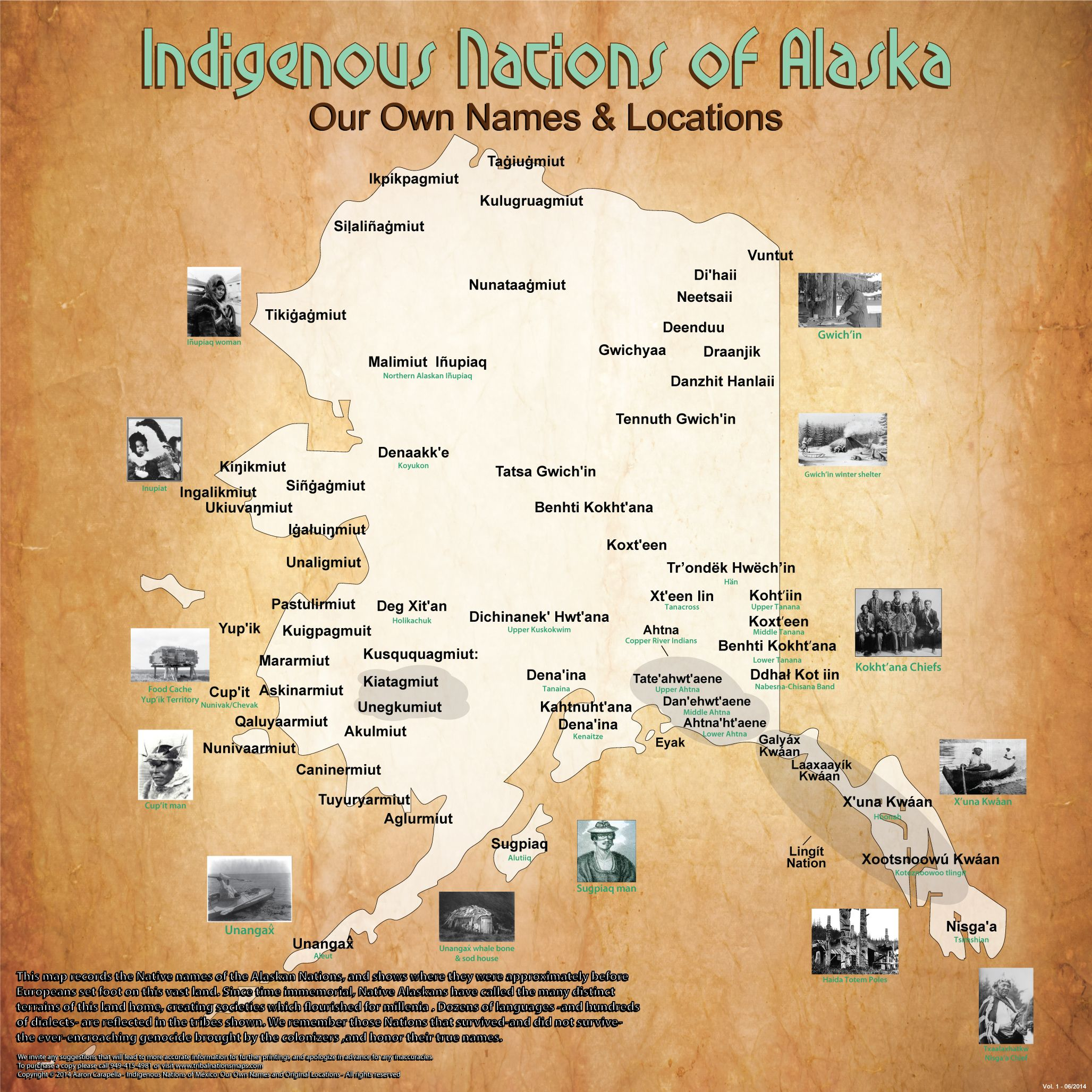 Maps Of American Indian Tribes Youve Never Seen Before maps