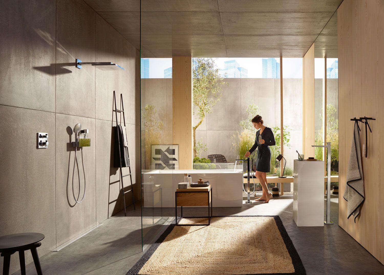 Hansgrohe - Bathroom inspiration   Hansgrohe   Pinterest   Bathroom ...