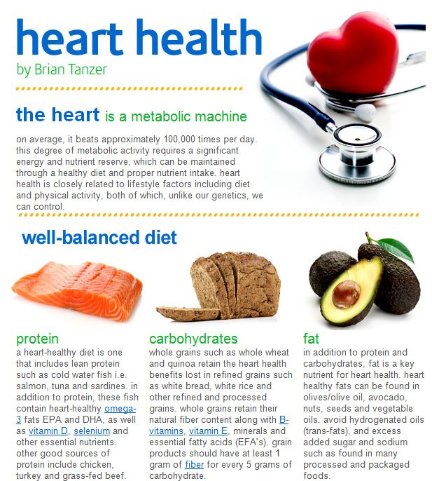 the heart is a metabolic machine on average, it beats approximately 100,000 times per day. this degree of metabolic activity requires a significant energy and nutrient reserve, which can be maintained through a healthy diet and proper nutrient intake. heart health is closely related to lifestyle factors including diet and physical activity, both of which, unlike our genetics, we can control.
