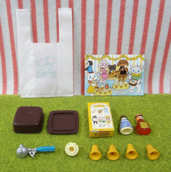 Image detail for -Keywords: megahouse, japanese dollhouse miniatures, all, bear ice ...