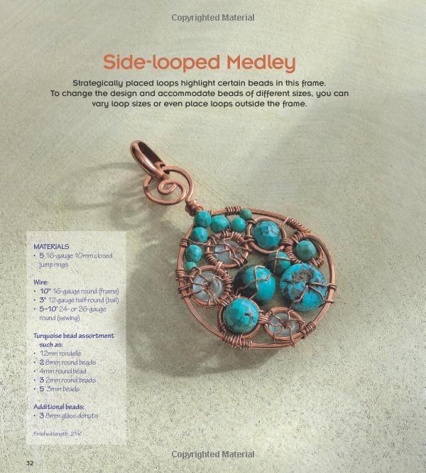Build Your Own Wire Pendants: Amazon.co.uk: Kimberly Sciaraffa ...